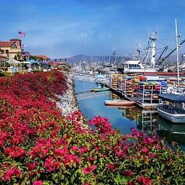 Lynn Bauer - Patriotic Days at the Ventura Harbor