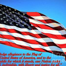 Patriotism And The Pledge