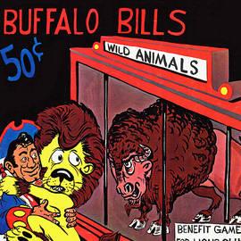Patriots Versus Bills 1962 Football Program by John Farr