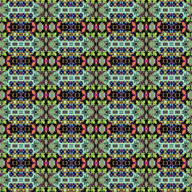 Pattern No 22 by Grace Iradian