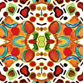 Patterns within patterns by Jolanta Anna Karolska