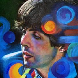 Paul McCartney by Robert Korhonen