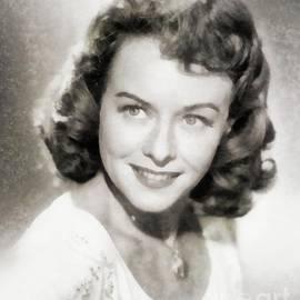 John Springfield - Paulette Goddard, Vintage Actress
