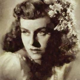 Paulette Goddard, Vintage Actress - Mary Bassett
