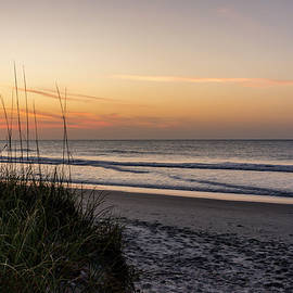 Pawleys Island Beach Sunrise - South Carolina by Brian Harig