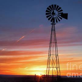 Jim Garrison - Pawnee Sunrise