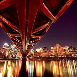 Bob Christopher - Peace Bridge Calgary 3