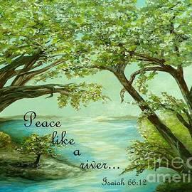 Eloise Schneider - Peace Like a River