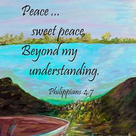 Eloise Schneider - Peace Sweet Peace
