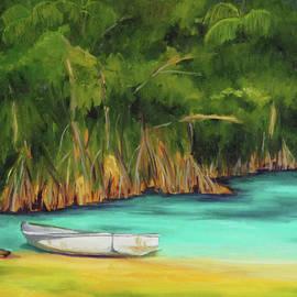 Peaceful Bay by Alejandra Pineiro