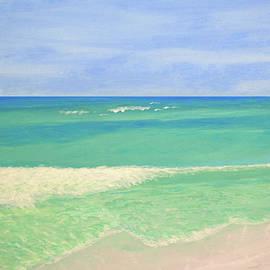 Connie Spencer - Peaceful Beach