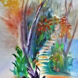 Jacqueline Whitcomb - Peaceful Pathway