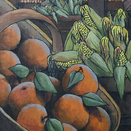 Michael Beckett - Peaches and Corn