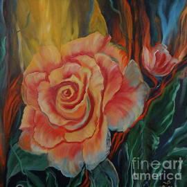 Jenny Lee - Peachy Rose