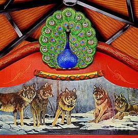 Peacock Pack by Tru Waters