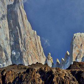 Stuart Litoff - Peaks Next To Fitz Roy #3 - Patagonia