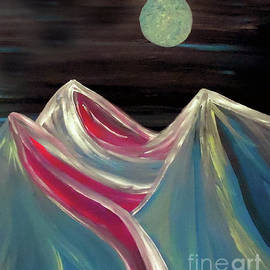Jilian Cramb - AMothersFineArt - Peaks of Solitude