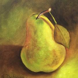 Pear Study  by Susan Dehlinger