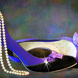 Patti Deters - Pearls and Purple Pumps