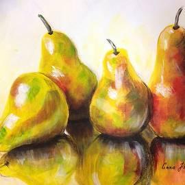 Anna Festa - Pears