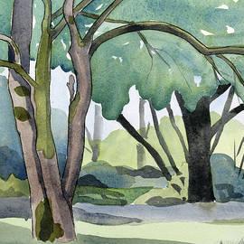 Alexandra Schaefers - Peavy Arboretum