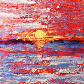 Patricia Beebe - Pebeo Sunset After The Storm