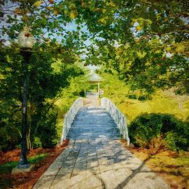 Brian Wallace - Pedestrian Bridge - Paint FX