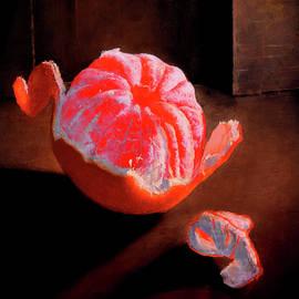 Rebecca Giles - Peeled Grapefruit