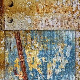 Peeling Paint and Rusty Metal - Carol Leigh