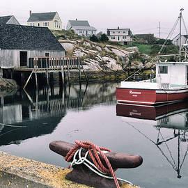 Carolyn Derstine - Peggys Cove