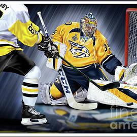 Don Olea - Pekka Rinne Stanley Cup