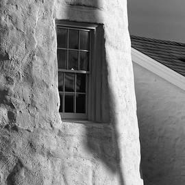 Ronn Orenstein - Pemaquid Light in Black and White