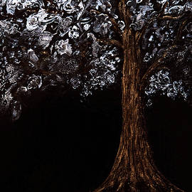 Pebeo Moonlit Tree by Patricia Beebe