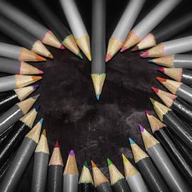 Martin Newman - Pencil Heart