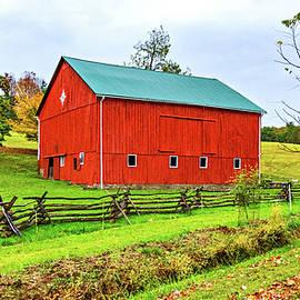 Steve Harrington - Pennsylvania Barn 7