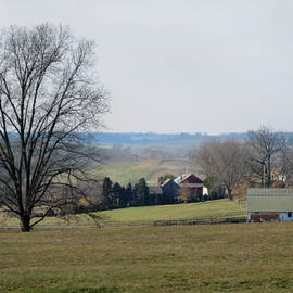 Pennsylvania Countryside by Gordon Beck