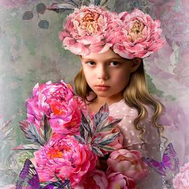 G Berry - Peony Flower Child