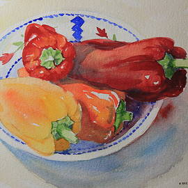 Peppers by Marsha Reeves