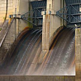 Ally White - Percy Priest Dam