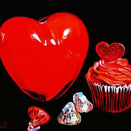 Susan Duda - Perfect Valentine Sweets No Calories