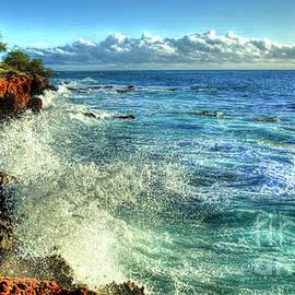 Reid Callaway - Perpetual Waves Oahu Sunset Hawaii Collection Art