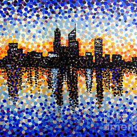 Perth City Sunrise