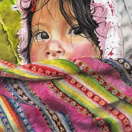 Hendrik Hermans - Peruvian Child