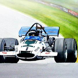 Vintage Auto Racing - Art Group