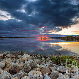 Andrew Slater - Pewaukee Lake Trail