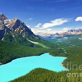 Henk Meijer Photography - Peyto Lake - Canada
