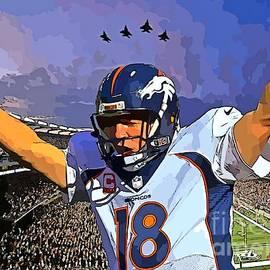 John Malone - Peyton Manning Super Bowl Great