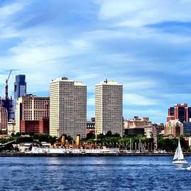 Susan Savad - Philadelphia PA Skyline