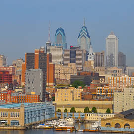 Bill Cannon - Philadelphia Pennsylvania Riverfront