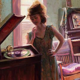 Phonograph Days by Steve Henderson